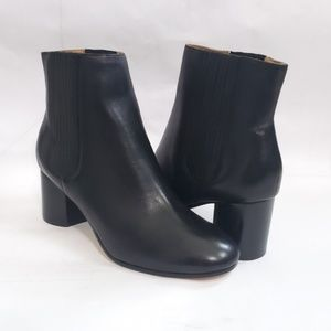 Joie Remmie Leather Ankle Boots 8